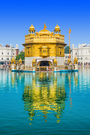 harmandir sahib: Golden Temple (Harmandir Sahib) in Amritsar, Punjab, India