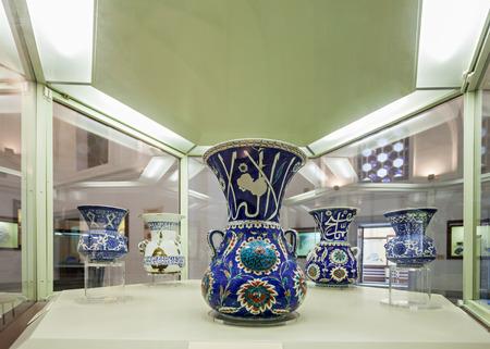 archaeology: ISTANBUL, TURKEY - SEPTEMBER 07, 2014: Istanbul Archaeology Museum on September 07, 2014 in Istanbul, Turkey Editorial