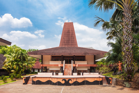 taman: Taman Mini Indonesia Indah is a culture based recreational area located in East Jakarta