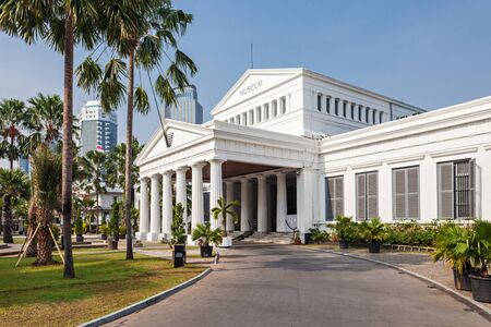 archeological: The National Museum of Indonesia. It is an archeological, historical, ethnological, and geographical museum.