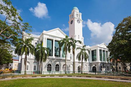 teatro: Victoria Teatro y de la M�sica en Singapur