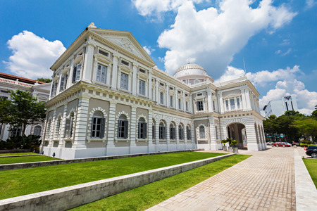 singapore city: The National Museum of Singapore is a national museum in Singapore and the oldest museum in Singapore. Editorial