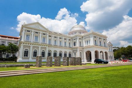 싱가포르 국립 박물관은 싱가포르 국립 박물관, 싱가포르에서 가장 오래된 박물관입니다. 에디토리얼
