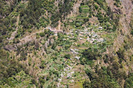 portugal agriculture: Curral das Freiras is a civil parish in the Portuguese archipelago of Madeira