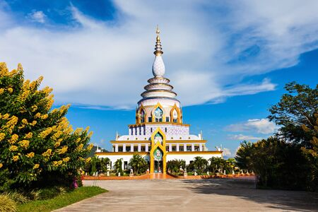 tha: Wat Tha Ton is a buddhist temple in Chiang Mai Province, Thailand