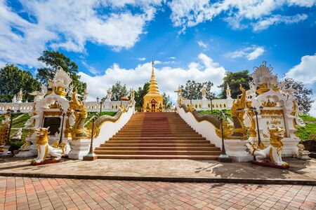 ワット ・ プラ ・ メー ・ サイ、タイでのワイ ダオ (黒サソリ寺)
