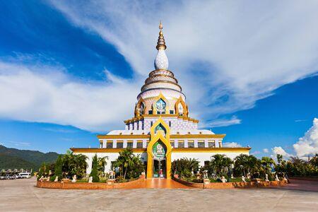 ton: Wat Tha Ton is a buddhist temple in Chiang Mai Province, Thailand