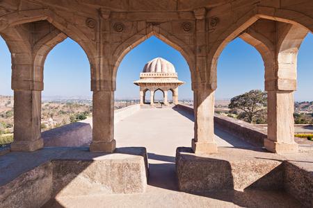 madhya pradesh: Rupmati Pavilion in Mandu, Madhya Pradesh, India