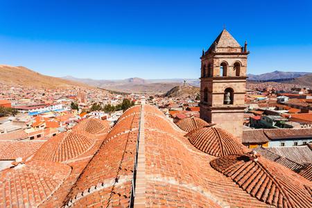 lorenzo: San Lorenzo Church (Iglesia de San Lorenzo) in Potosi, Bolivia