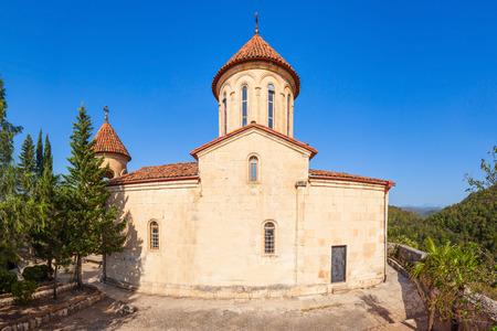 kutaisi: Motsameta Monastery (Motsameta Church) near Kutaisi, the Imereti region of Georgia Stock Photo
