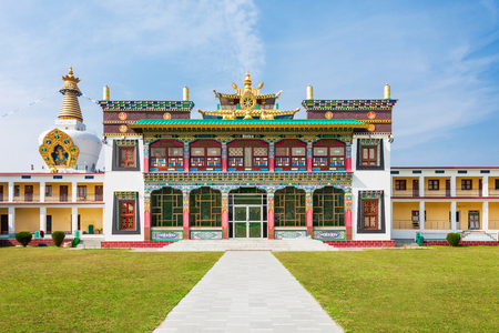 gompa: Mindrolling Monastery is a tibetan monastery located near Clement Town, in Dehradun, Uttarakhand state, India.