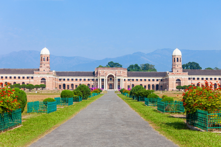 institute: The Forest Research Institute is an institute of the Indian Council of Forestry Research and Education. It is located at Dehradun in Uttarakhand, India.