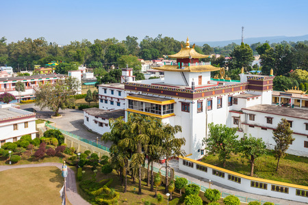 clement: Mindrolling Monastery is a tibetan monastery located near Clement Town, in Dehradun, Uttarakhand state, India.