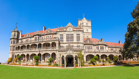 lodge: The Indian Institute of Advanced Study (before the Viceregal Lodge) is a research institute based in Shimla, India. Editorial