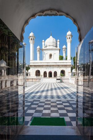 darbar: Ram Rai Darbar (Darbar Shri Guru Ram Rai Ji Maharaj) is a sikh gurdwara situated in Dehradun city, India