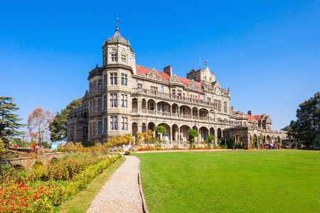 viceroy: Viceregal Lodge (Indian Institute of Advanced Study) is a research institute  in Shimla, India Editorial
