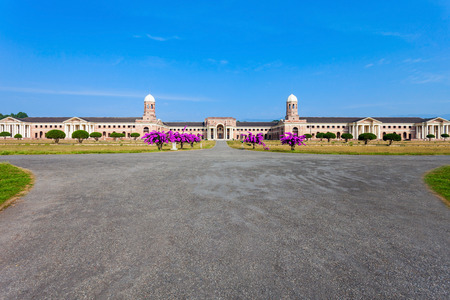 institute: The Forest Research Institute is located at Dehradun in Uttarakhand state, India