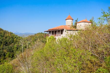 kutaisi: Motsameta Monastery near Kutaisi, Imereti region of Georgia