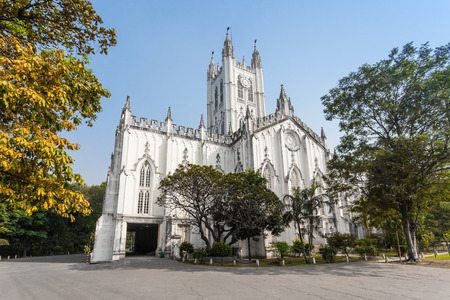 noted: St. Pauls Cathedral is a Anglican cathedral in Kolkata, West Bengal, India. St Pauls Cathedral noted for its Gothic architecture.