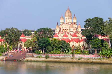 kali: Dakshineswar Kali Temple is a Hindu temple located in Kolkata, India