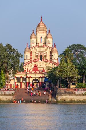kali: Dakshineswar Kali Temple is a Hindu temple located in Kolkata, India