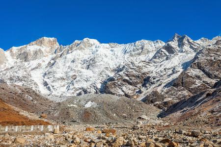 linga: Kedarnath (Kedar Dome) is a mountain in the Gangotri Group of peaks in the western Garhwal Himalaya in Uttarakhand state, India.