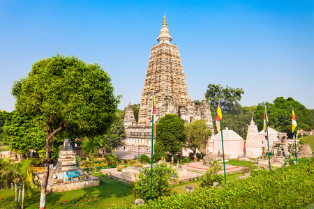mahabodhy: Bodh Gaya is a religious site and place of pilgrimage associated with the Mahabodhi Temple in Gaya, India