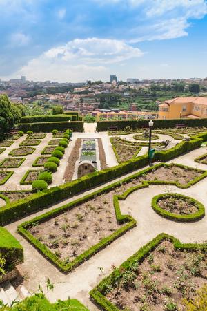 palacio: Jardins do Palacio de Cristal, Porto, Portugal Editorial