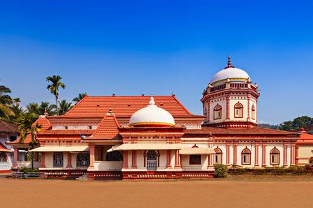 shree: Shree Saunsthan Nagesh Maharudra temple, Goa, India