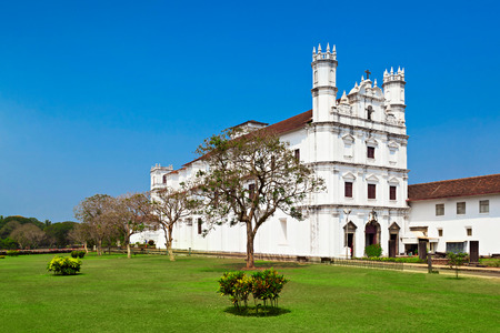 francis: Church of St. Francis of Assisi, old Goa, India