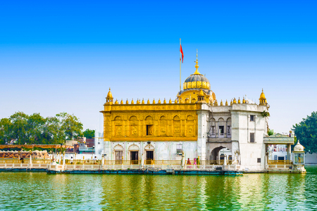 amritsar: Durgiana Temple is a premier Hindu temple of Punjab in Amritsar