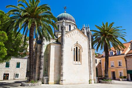michael the archangel: St. Archangel Michael Church, Hegceg Novi, Montenegro