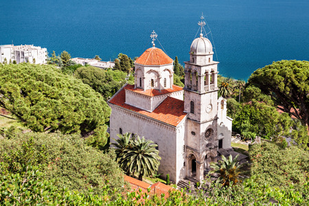serb: Savina Monastery is a Serb Orthodox monastery, Herceg Novi, Montenegro