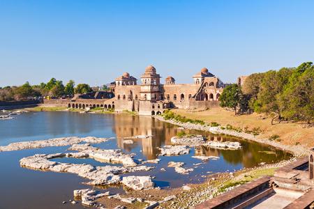 madhya: Royal Enclave in Mandu, Madhya Pradesh, India Editorial