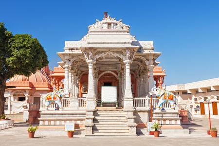 madhya: Jain Temple in Mandu, Madhya Pradesh, India
