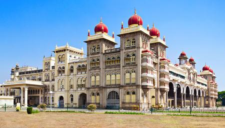 マイソール宮殿、マイソール、カルナータカ州、インド
