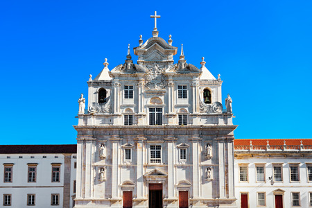 The New Cathedral of Coimbra or the Cathedral of the Holy name of Jesus is the current bishopric seat of the city of Coimbra, in Portugal