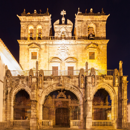 The Cathedral of Braga (Se de Braga) is one of the most important monuments in Braga, Portugal
