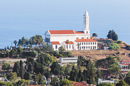 The Church of Sao Martinho in Funchal, Madeira island, Portugal
