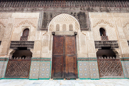 acknowledged: The Madrasa Bou Inania is a madrasa in Fes, Morocco. Madrasa Bou Inania is acknowledged as an excellent example of Marinid architecture.