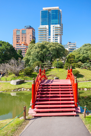 japanese gardens: The Buenos Aires Japanese Gardens (Jardin Japones de Buenos Aires) are a public space in Buenos Aires, Argentina