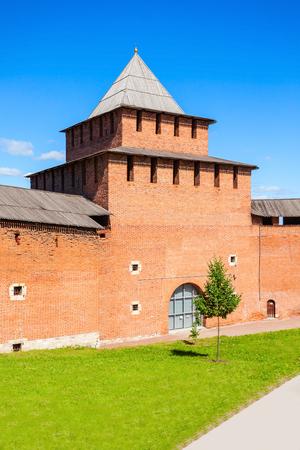 The Nizhny Novgorod Kremlin is a fortress in the historic city center of Nizhny Novgorod in Russia