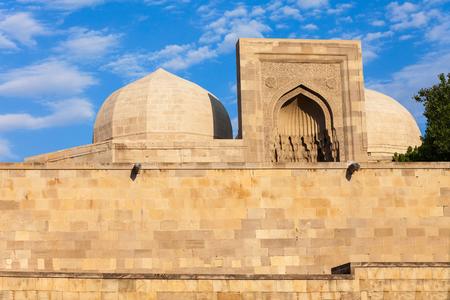 The Palace of the Shirvanshahs is a 15th-century palace built by the Shirvanshahs, located in the Old City of Baku, Azerbaijan. Editorial