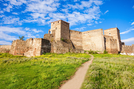 Eptapyrgio Fortress or Heptapyrgion Fort is a Byzantine fortress situated on the north-eastern corner of the acropolis of Thessaloniki in Greece