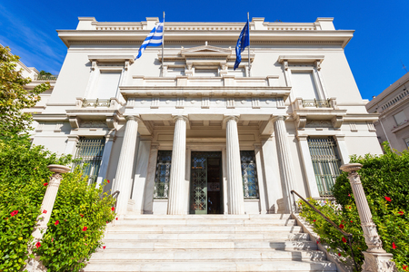 The Benaki Museum, established and endowed in 1930 by Antonis Benakis in memory of his father Emmanuel Benakis, is housed in the Benakis family mansion in Athens, Greece.