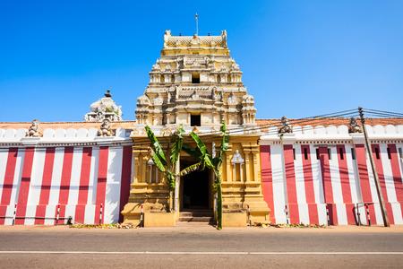 Munneswaram temple is an important regional Hindu temple complex in Sri Lanka