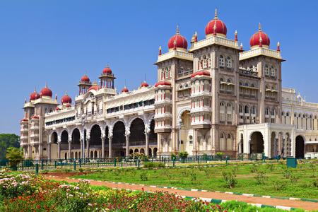 Mysore Palace, Mysore, Karnataka state, India Editorial