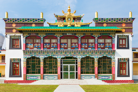 Mindrolling Monastery는 인도, Uttarakhand주의 Dehradun에있는 Clement Town 근처에 위치한 티베트 수도원입니다.