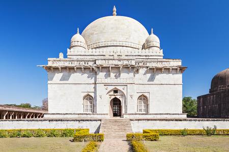 Hoshang Shah Tomb in Jama Masjid in Mandu, Madhya Pradesh, India