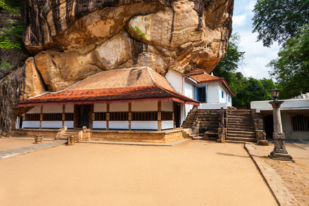 Ridi Viharaya or Silver Temple is a Theravada Buddhist temple in the village of Ridigama, Sri Lanka